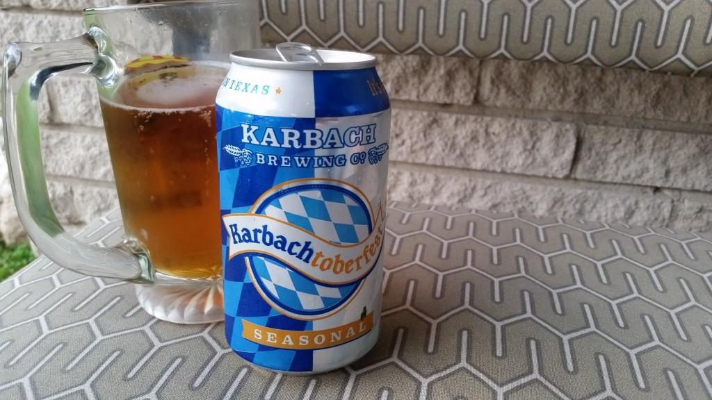 Karbach Brewing's Karbachtoberfest