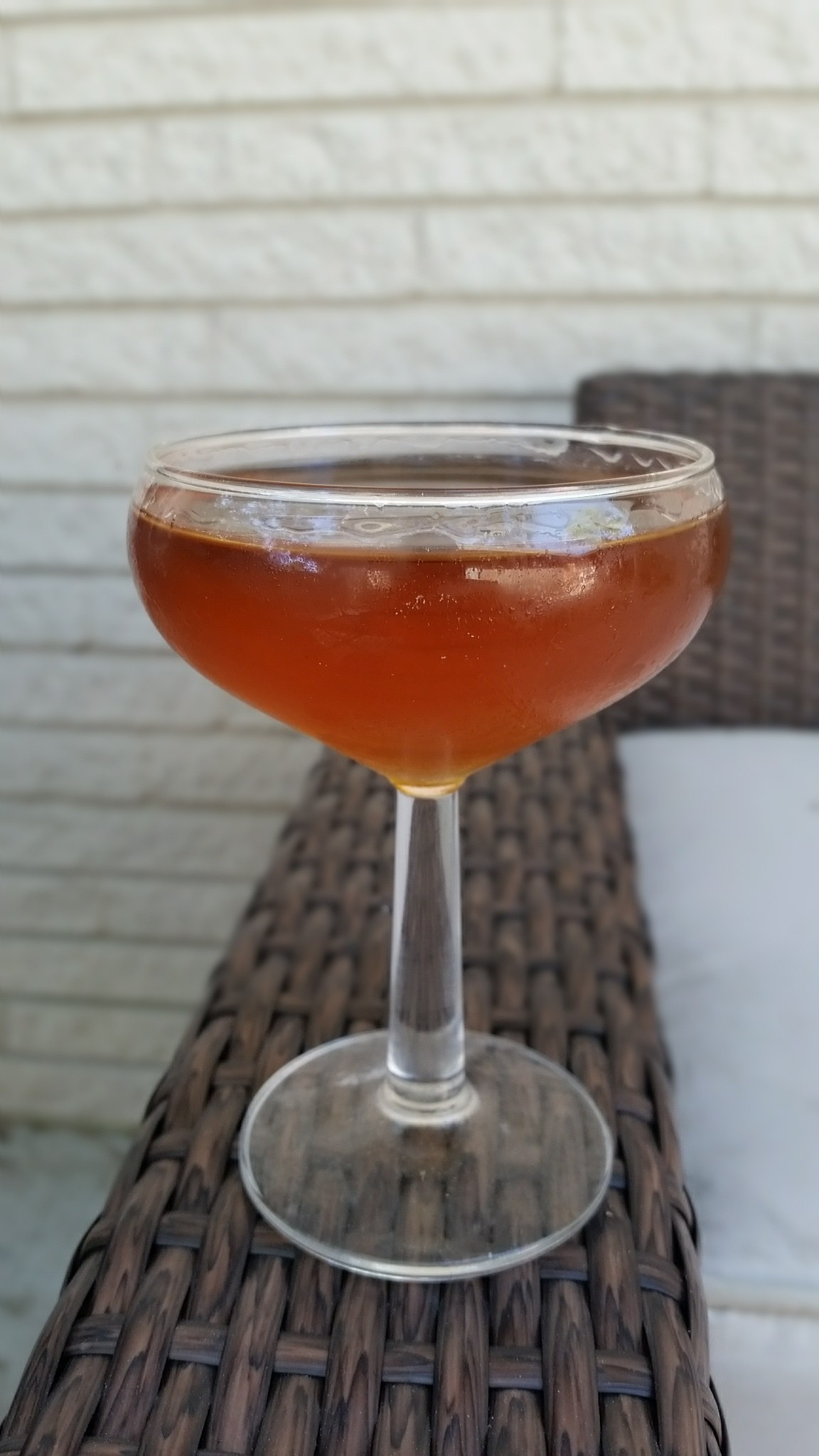 The Fall Reduction Cocktail