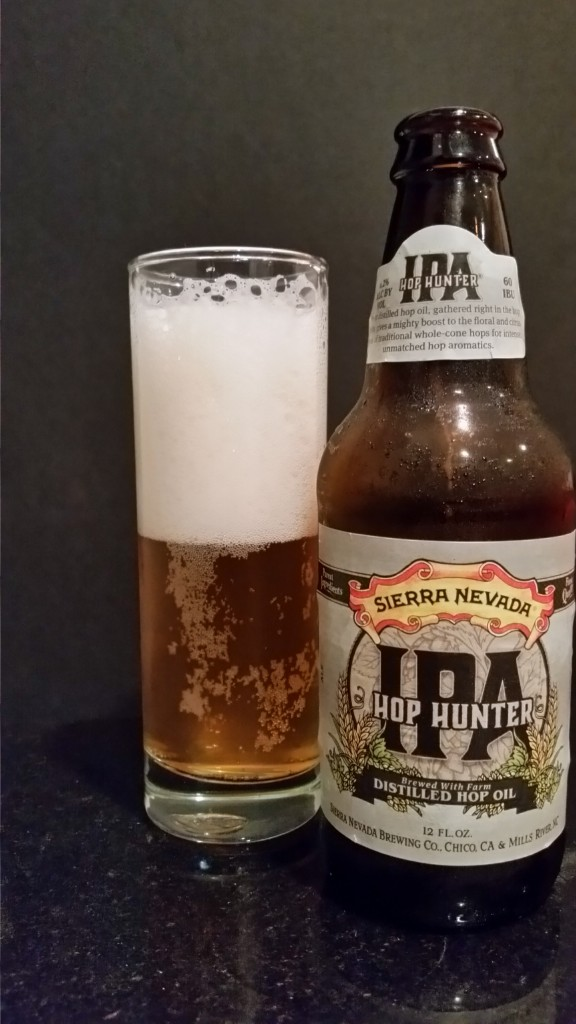 Sierra Nevada's Hop Hunter IPA
