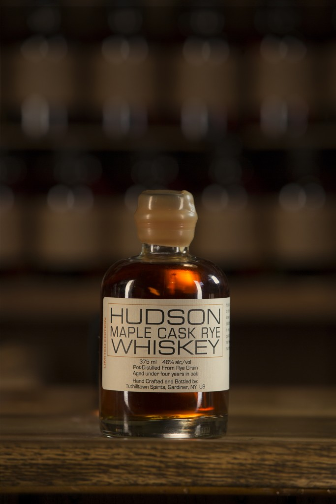 Hudson Maple Cask Rye Whiskey: A step beyond your typical sweetened whiskey