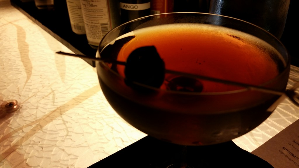 The Spanish Fly Cocktail