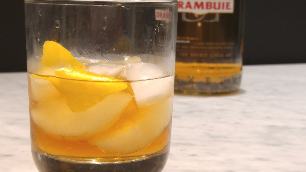 Drambuie cocktail